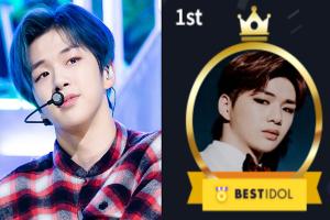 Nhận được hơn 230.000 bình chọn từ netizen Hàn, Kang Daniel đứng #1 Best Idol