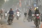 Vì sao Hà Nội vẫn ô nhiễm không khí dù đang giãn cách xã hội?