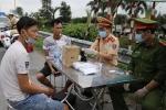 Một tài xế ở Bắc Ninh vi phạm nồng độ cồn bị phạt 35 triệu đồng