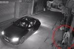 Nhóm người đi xe Mercedes nghi dùng súng bắn mèo tiền triệu ở Hà Nội
