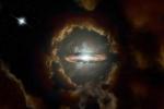 Phát hiện thiên hà khổng lồ có thể làm lay chuyển hiểu biết về vũ trụ