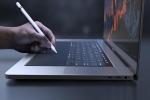 Những ý tưởng điên rồ của Apple nhằm mang tính năng cảm ứng lên MacBook