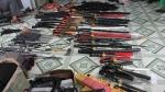 Gia Lai: Bắt đối tượng tàng trữ, mua bán trái phép chất ma túy và tàng trữ trái phép vũ khí, vật liệu nổ quy mô lớn