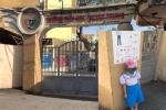 Lộ diện clip dàn dựng cháu bé lớp 1 đứng giữa trời nắng ở Hải Phòng