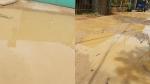 Bình Thuận: Con đường nắng bụi bặm, mưa lầy lội