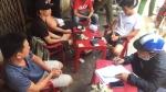 Đắk Lắk: Bắt quả tang 4 đối tượng đánh bạc
