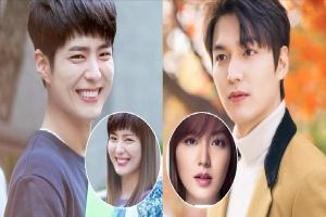Chết cười nhan sắc 'chuyển giới' của nam thần xứ Hàn: Đáng yêu nhất đích thị là 'quân vương' Lee Min Ho