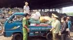 Bình Phước: Tiêu hủy hơn 3.000 sản phẩm hàng hóa vi phạm hành chính
