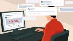 Cao Bằng: Thêm cá nhân bị xử phạt vì cung cấp thông tin bịa đặt trên Facebook