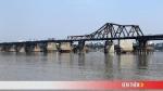 Pháthiện quả bom gần cầu Long Biên, cấm tàu thuyền qua lại