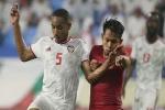 UAE rơi vào tình cảnh không thể tệ hơn trước khi gặp Việt Nam