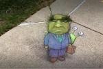 Nghệ thuật vẽ hình 3D trên đường phố
