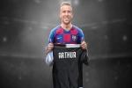Juventus đạt thỏa thuận chiêu mộ Arthur của Barca