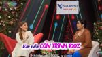NSND Hồng Vân hỏi chuyện trinh tiết của cặp đôi tham gia show hẹn hò gây tranh cãi