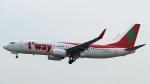 Tway Airlines sắp mở lại đường bay Tp. Hồ Chí Minh - Incheon