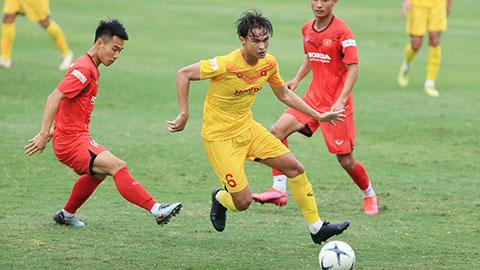 Cầu thủ Việt kiều bị chấn thương ngay trận đầu tiên của U22 Việt Nam