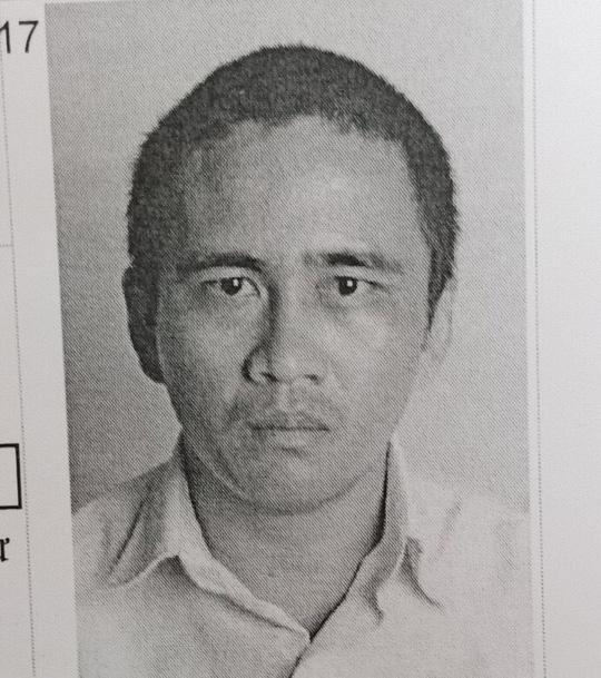 Nghi phạm Phạm Xuân Nam (Ảnh: Công an cung cấp).