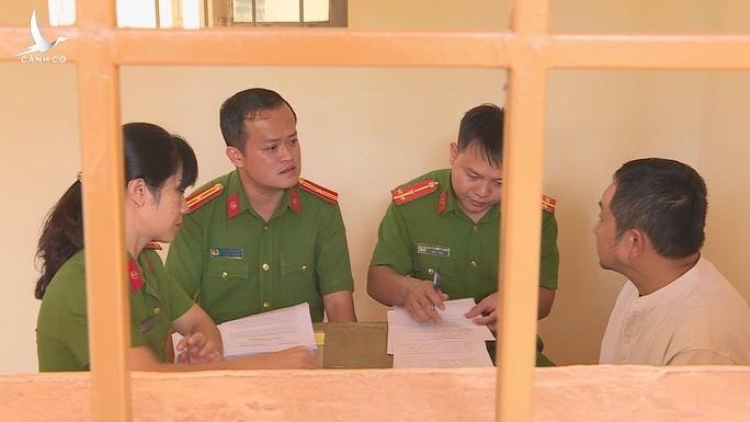 Cơ quan công an đã khởi tố, bắt tạm giam ông Tuệ 4 tháng