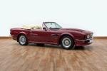 David Beckham rao bán xe cổ Aston Martin V8 Volante 1988