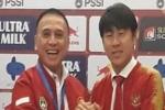 'Anh anh em em' như chủ tịch LĐBĐ Indonesia: Tuần trước dọa đuổi HLV tuyển Quốc gia vì vô kỷ luật, giờ lại khen hay hơn ông Park và nhận làm em trai