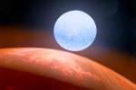 Phát hiện hành tinh 'xuyên không' nặng gấp 922 lần Trái Đất