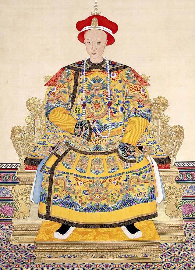 Hoàng đế Đồng Trị