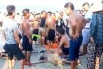3 thanh niên đuối nước khi tắm biển