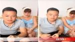 Cô dâu 62 tuổi mặt băng kín mít, miệng méo xệch ngồi cạnh chồng trẻ khiến dân mạng vừa giận vừa thương