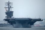 Phát hiện tàu Trung Quốc gần nơi 2 tàu sân bay Mỹ tập trận ở Biển Đông