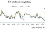 Lãi suất liên ngân hàng bắt đầu hồi phục từ vùng đáy lịch sử
