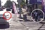 Xả súng bùng nổ ở New York, cha bị bắn chết khi dắt con qua đường