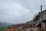 Mưa lũ gây lở đất, chôn vùi nhiều người ở Trung Quốc