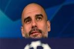HLV Guardiola 'đá đểu' Real trước trận lượt về vòng 1/8 Champions League với Man City