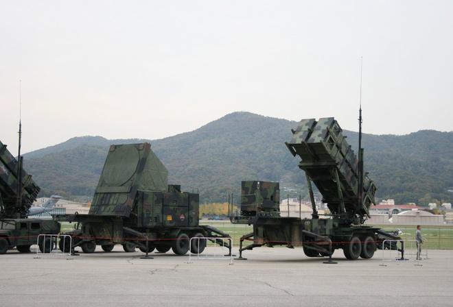 Hệ thống tên lửa phòng không Patriot của Đài Loan tại một vị trí trực chiến. Ảnh: Taiwan News.