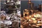 Đóng cửa hàng vì dịch Covid-19, thợ kim hoàn Mỹ chôn vàng bạc đá quý xuống đất, tạo ra kho báu cho những người đam mê thám hiểm