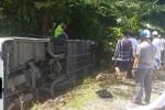 Nguyên nhân ban đầu vụ lật xe làm 9 người chết ở Quảng Bình