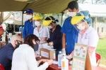 Hàng trăm sinh viên ngành Y tham gia chống dịch tại Đà Nẵng