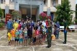 Ngăn chặn 7 hộ gia đình nhập cảnh trái phép vào Việt Nam bằng đường thủy
