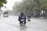 Dự báo thời tiết hôm nay 4/8: Bắc Bộ có nơi mưa rất to