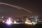 Bị hàng loạt chiến đấu cơ Israel oanh tạc, Syria kích hoạt phòng không