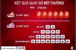 Hà Nội có vé Vietlott trúng độc đắc 70,3 tỉ đồng