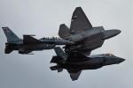 Phi đội máy bay tàng hình Mỹ tập trận kiểm tra thâm nhập radar đối phương