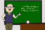Truyện cười hay: Khi thầy giáo 'lầy lội' đến học sinh cũng phải chào thua