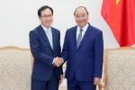 Thủ tướng: 'Mong Samsung tiếp tục coi Việt Nam là cứ điểm sản xuất chiến lược'