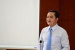 Ông Bùi Tá Hoàng Vũ làm Giám đốc Sở Công Thương TP.HCM
