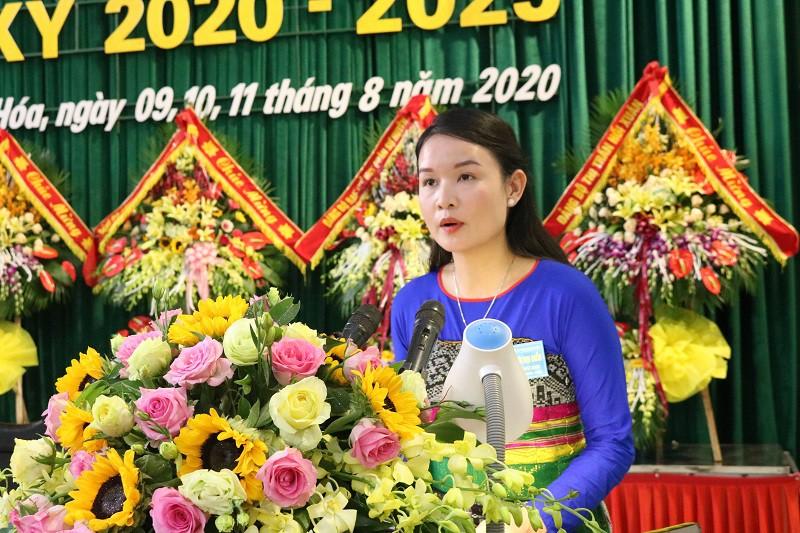 Ban Thường vụ Tỉnh ủy Thanh Hóa đã công bố quyết định về việc chỉ định bà Hà Thị Hương thôi tham gia Ban Chấp hành, Ban Thường vụ Huyện ủy Quan Sơn; thôi giữ chức Phó Bí thư Thường trực Huyện ủy Quan Sơn để tham gia Ban chấp hành, Ban Thường vụ và giữ chức Bí thư Huyện ủy Quan Hóa nhiệm kỳ 2020-2025.