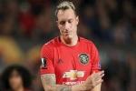 Man United buộc Twitter phải xin lỗi vì chế nhạo Phil Jones