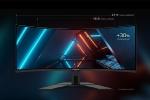GIGABYTE trình làng màn hình chơi game siêu rộng 34-inch, màn hình cong 1500R