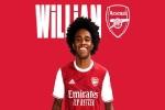 Chính thức: Willian ký hợp đồng 3 năm với Arsenal, nhận áo số 12
