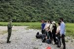 Đồn Biên phòng Quang Long tiếp tục ngăn chặn 19 công dân nhập cảnh trái phép từ Trung Quốc